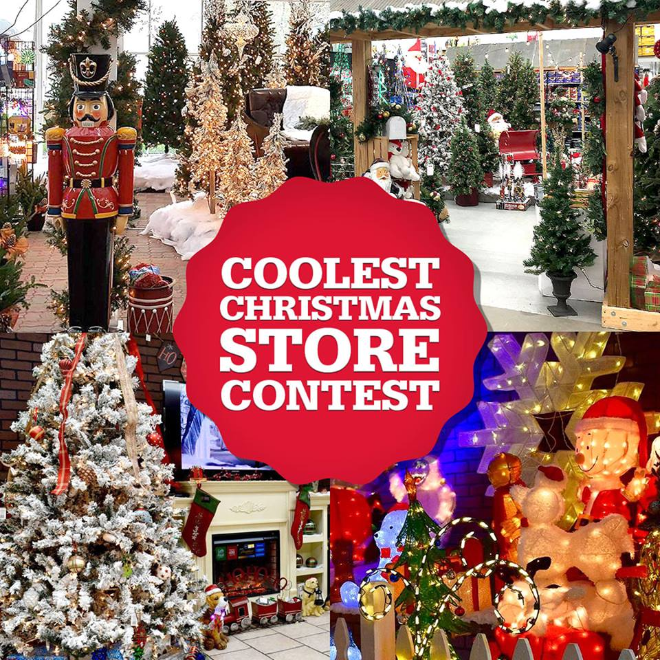 each year ace hardware invites its retailers around the country to create a creative holiday display ace then selects a handful of the displays to have the
